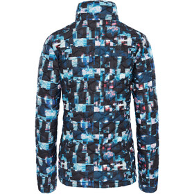 The North Face Thermoball Jas Dames, multi glitch print
